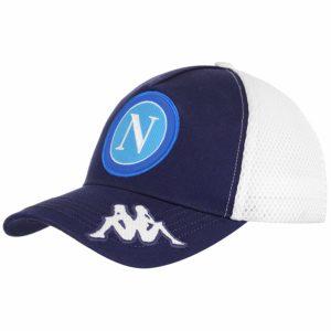 cappello visiera sscn bianco