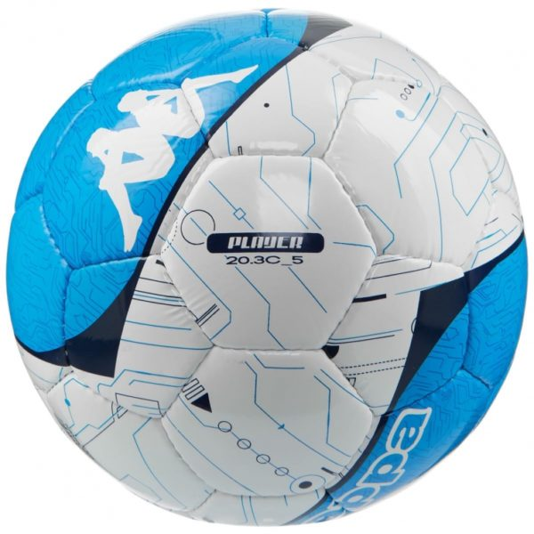 pallone sscnapoli bianco azzurro 2019/2020